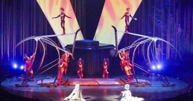 Cirque du Soleil in scena al Pala Alpitour di Torino
