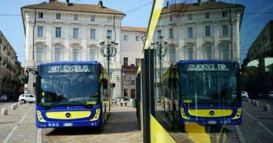 bus conecto Torino