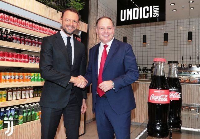 Juventus Coca Cola