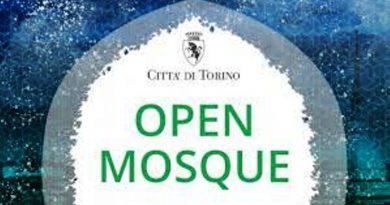 Open Mosque Torino