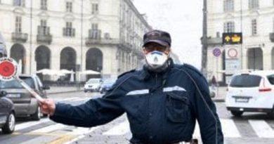 Torino blocchi del traffico