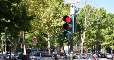 semafori di Torino