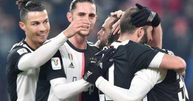Juve-Roma Coppa Italia