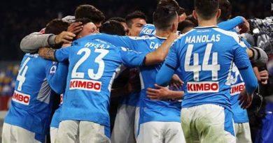 Napoli Juventus 2-1