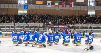 Torneo Internazionale di Para-Ice Hockey