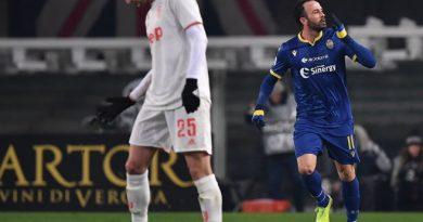 Il Verona fulmina la Juventus