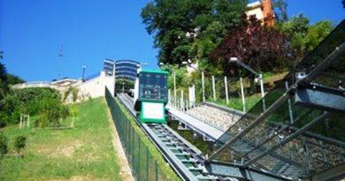 Cuneo ascensore inclinato