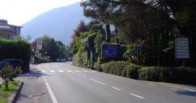 Sicurezza della SS34 e altre strade piemontesi