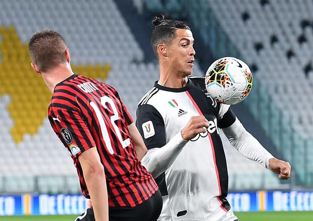 Ronaldo Coppa Italia