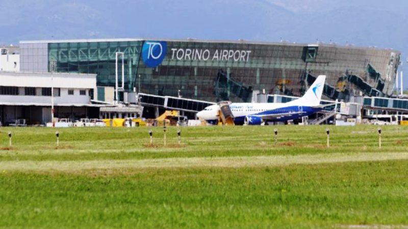 Aeroporto di Caselle ph ufficio stampa comune di torino